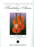 Kantaten-Arien Band 1 : - Vollanzeige.