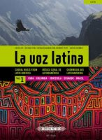 La voz latina Band 1 : - Vollanzeige.