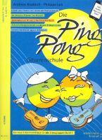 Die Ping Pong Gitarrenschule Band 1 (+Audio) : - Vollanzeige.