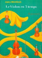 Le violon en 3 temps - Renaissance : - Vollanzeige.