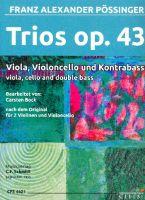 Trios op.43 : - Vollanzeige.