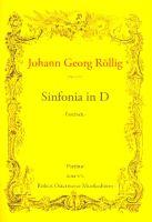 Sinfonia in D : - Vollanzeige.