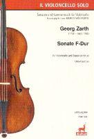 Sonate F-Dur : - Vollanzeige.