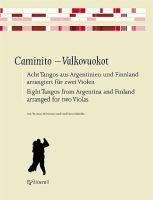 Caminito - Valkovuokot : 8 Tangos - Vollanzeige.