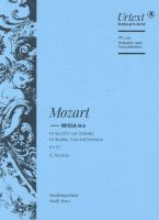 Missa c-Moll KV427 : - Vollanzeige.