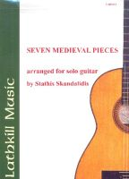 7 medieval Pieces : - Vollanzeige.