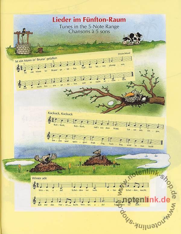 Emonts Fritz Europäische Klavierschule Band 1 Deutsch Bei Mayrische Musik Müller Kaufen