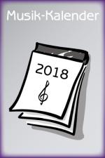 Musik-Kalender 2018
