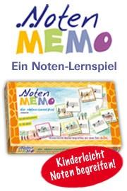 Notenmemo - Gerig Musikverlag