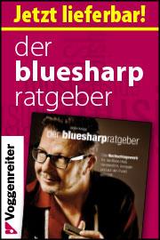 Dieter Kropp, Der Blues-Harp-Ratgeber, Voggenreiter, 3-8024-1076-9
