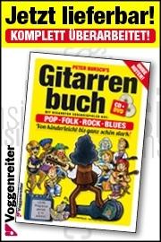 peter Bursch Gitarrenbuch - Neuausgabe 2015