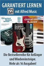 Garantiert Lernen - Alfred Music