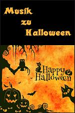 Martinslieder, Musik zu Halloween