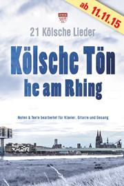 Koelsche Toen - 21 koelsche Lieder - Gerig Musikverlag