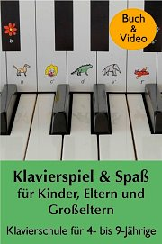 Pernille Holm Kofod, Klavierspiel und Spaß - Edition Doremi