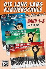 Lang Lang, Klavierschule für Kinder - Alfred Music Publishing